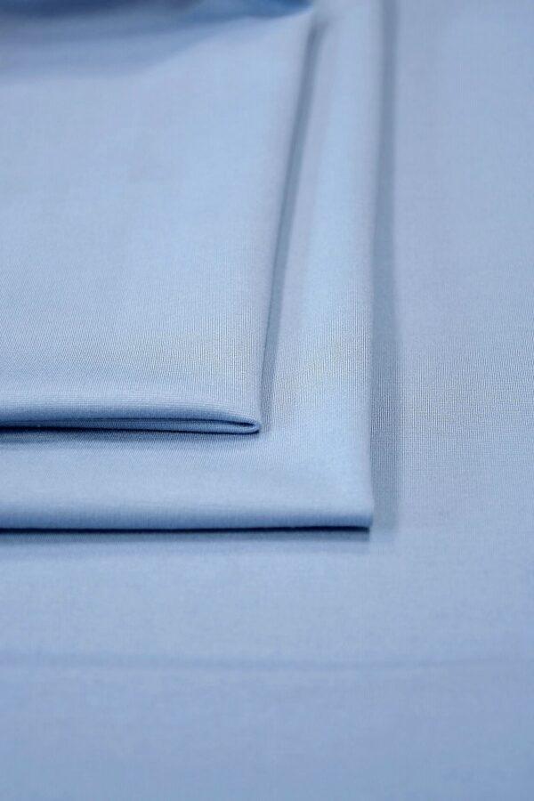 Джерси Punto Milano припыленно-голубой (10594) - Фото 9