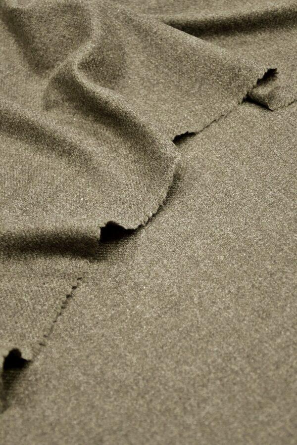 Твид кашемир серый меланж (10620) - Фото 8