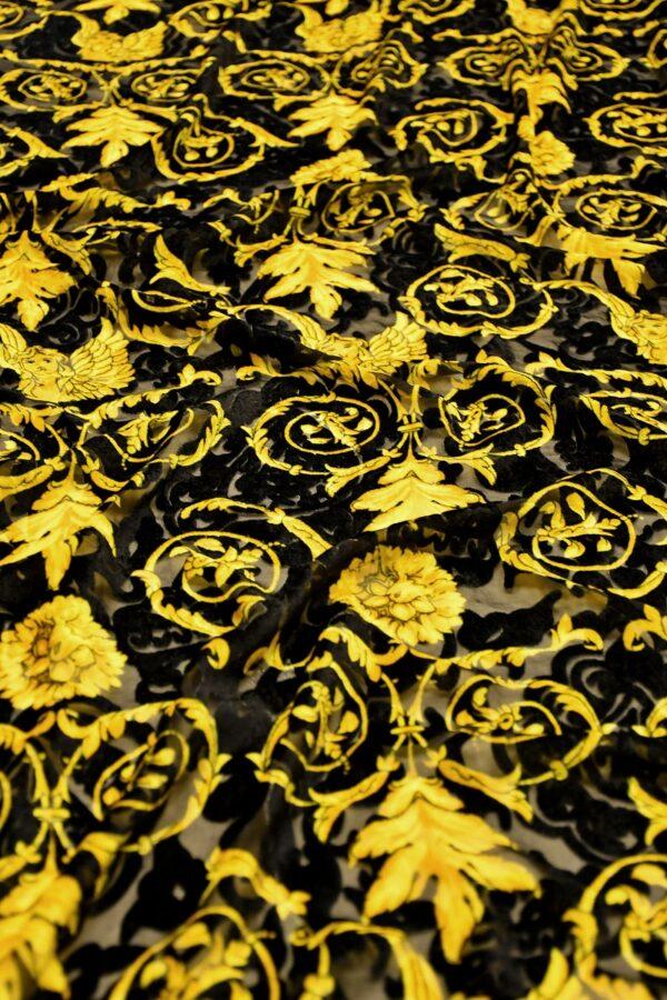 Ткань Versace бархат