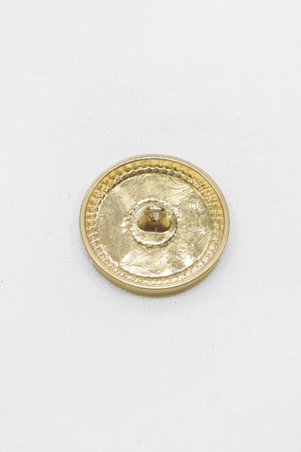 пуговица шанель золото