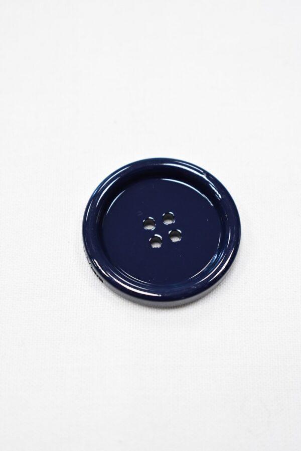пуговица синяя max mara