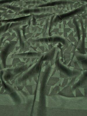 Платок палантин травянистый