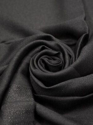 Платок палантин черный люрекс