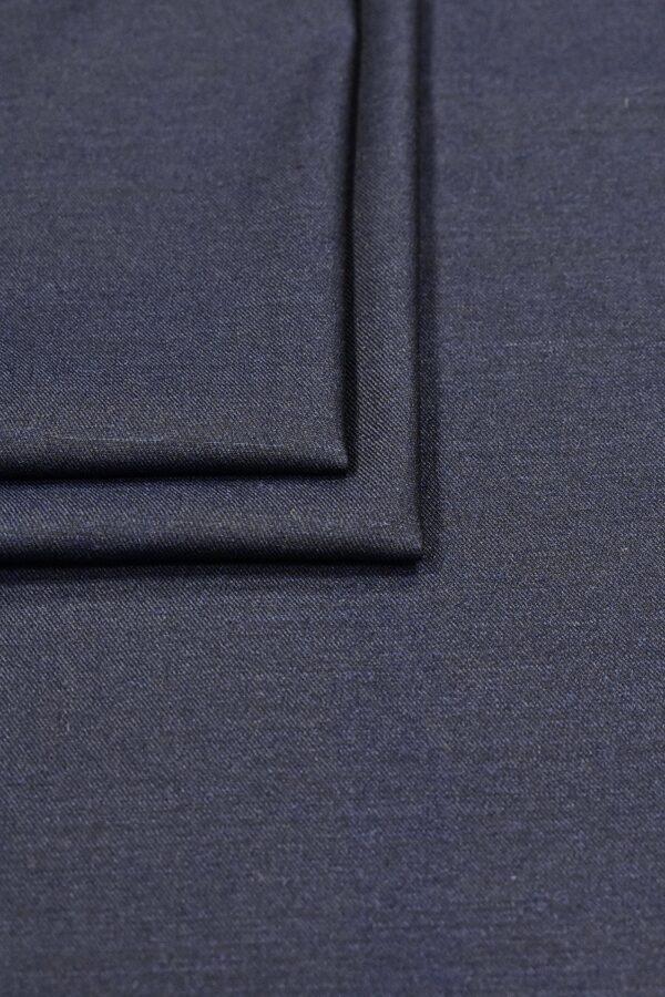 Шелк костюмный темно-синий