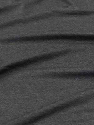 Джерси Punto Milano меланж серый графит